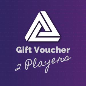Gift Voucher – 2 Players