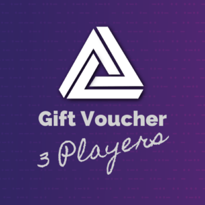 Gift Voucher – 3 Players