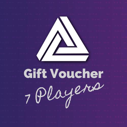 Gift Voucher – 7 Players