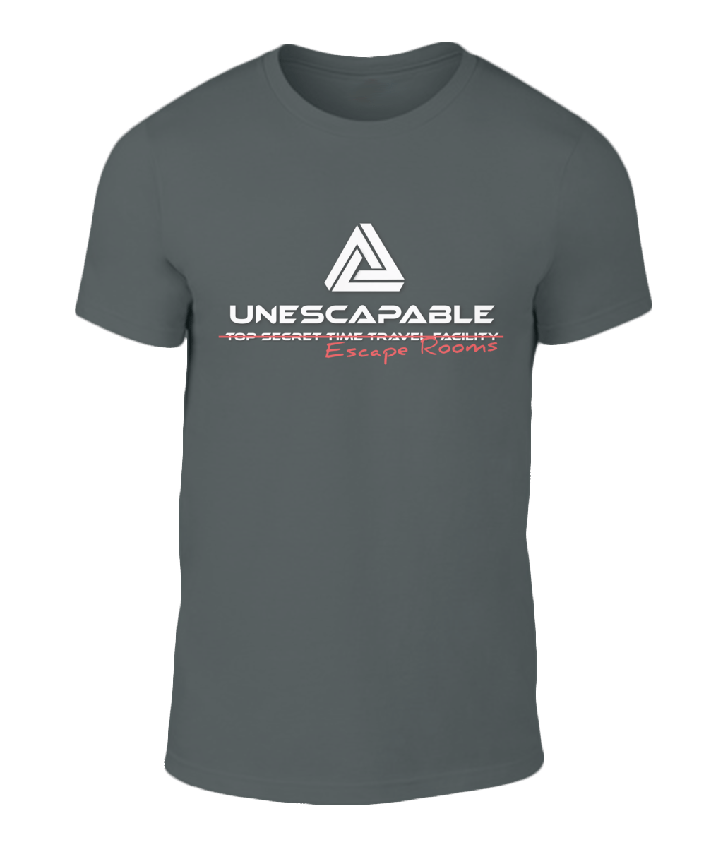 Anvil Fashion Basic T-Shirt Unescapable Main Logo